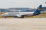 Ukraine International Airlines, UR-PSM, Boeing 737-8FZ (44391150581).jpg