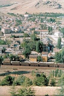 Ulukışla Place in Niğde, Turkey