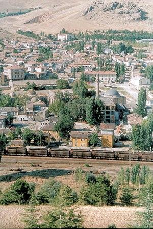 Ulukışla - General view of Ulukışla