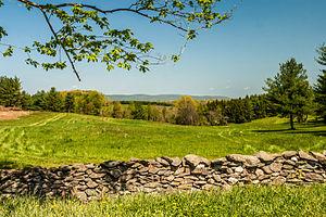 Battle of Unison - Image: Unison Historic District 0220