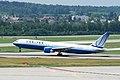 United Airlines Boeing 767-300; N663UA@ZRH;16.07.2010 583ao (4799543317).jpg