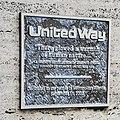 United Way plaque, Atlanta.jpg