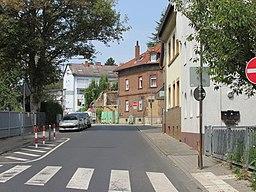 Unterer Kalbacher Weg in Frankfurt am Main