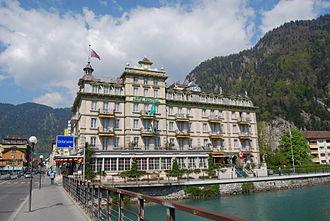 Unterseen - Hotel Central