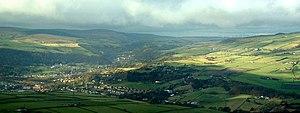 Upper Calder Valley - Upper Calder Valley, West Yorkshire