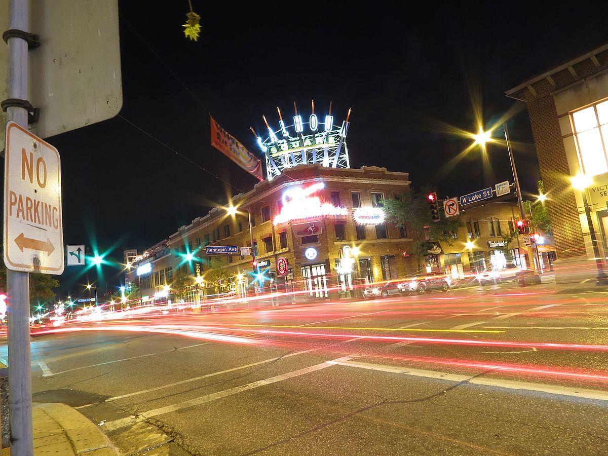 Lake Street Minneapolis Wikipedia