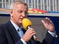 Utrikesminister Carl Bildt under valrörelsen 2010.jpg