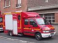 Véhicule VRCH8 de la Brigade des Sapeurs-Pompiers de Paris..JPG