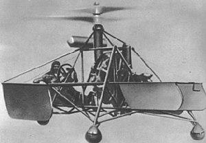 Petróczy-Kármán-Žurovec - The AH-4 in flight