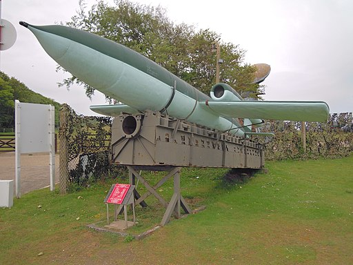 V1 Flying Bomb, Muckleburgh Collection, Norfolk, 06 06 2010