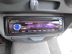 Radio Val 202 - Image: Val 202 head unit IMG 0815