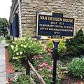 Van Deusen House plaque, Hurley, New York.jpg