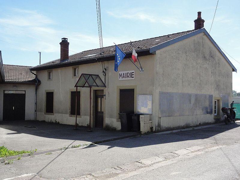 Vaxainville (M-et-M) mairie