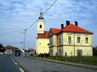 Veliki Grđevac Municipality in Croatia