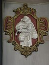 velp rijksmonument 17331 relief bedelmonnik kapel kapucijnenklooster