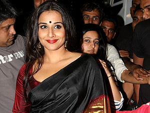 Screen Award for Best Actress - Vidya Balan holds the record of maximum awards in the category, with four consecutive wins