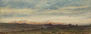 View from Stara planina