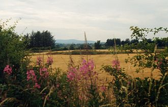 Altmore - Altmore looking towards Carrickmore, 1989