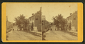 View of a street with a few people standing in it, by Freeman, J. (Josiah).png