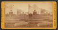View of stable, on Alex. Knox's plantation, Mount Pleasant, near Charleston, S.C, by Barnard, George N., 1819-1902.png