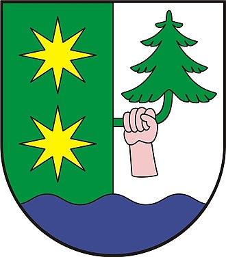 Vilémovice (Blansko District) - Image: Vilémovice okr Blansko znak