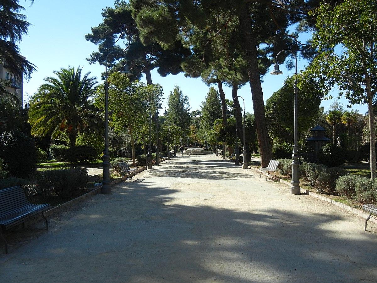 Villa amedeo wikipedia for Villa isabella caltanissetta