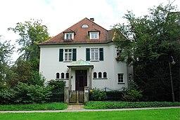 Villa Knüppel in Bremen, Blumenthalstraße 17 - Parkstraße