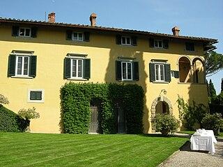 Villa I Tatti Italian villa, houses the Harvard Center for Italian Renaissance Studies