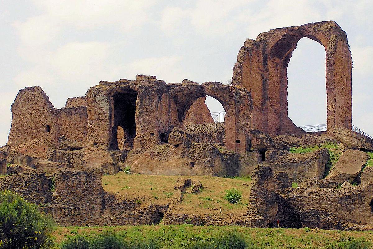 Villa Dei Quintili Roma Ristrutturazzione