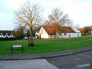 Compton Bassett - Image: Village Hall, Briar Leaze, Compton Bassett geograph.org.uk 1057751