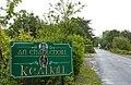 Village sign, Kealkill (geograph 2009845).jpg