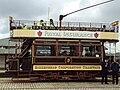 Vintage tram at the Wirral Bus & Tram Show - DSC03148.JPG