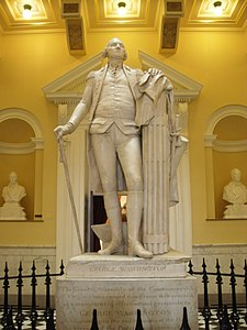 George Washington Houdon Wikipedia