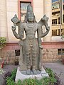 Vishnu statue in national museum.jpg