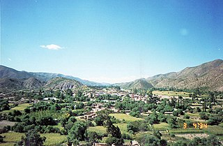 Nor Chichas Province Province in Potosí Department, Bolivia