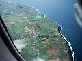 Vista da costa norte da ilha Terceira, Açores, Portugal.jpg
