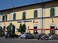 Vista ingresso Stazione di Figline Valdarno 2.JPG