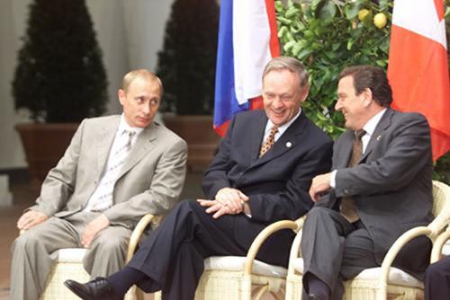 Vladimir Putin 20 July 2001-5