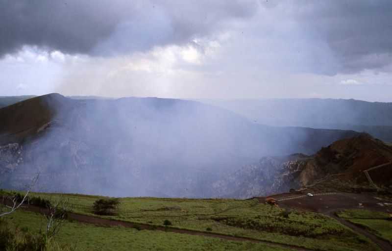 Volcán de Nicaragua, Masaya 800px-Volcan_Masaya2