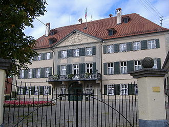 Amerdingen - Castle Amerdingen