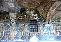 Voskopojë St.Nikolaos - Vorhalle 5b Fresken.jpg