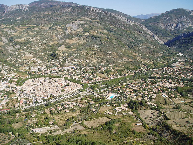 buis les baronnies (wikipedia)