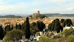 Vue sur le vieux village de Gruissan.jpg