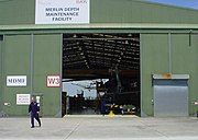 W3 hangar MDMF