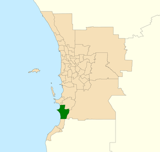 Electoral district of Warnbro