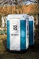 WC portátil Toi Toi, Múnich, Alemania.JPG