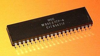 WDC 65816/65802 - W65C802P