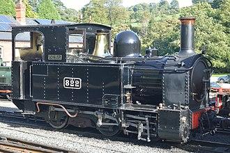 Welshpool and Llanfair Light Railway - The Earl