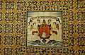 WLM14ES - Lavabo al refetor i escut commemoratiu de la portada d'aigua al Monestir de Santa Maria de Bellpuig de les Avellanes, Os de Balaguer, La Noguera - MARIA ROSA FERRE.jpg