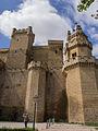 WLM14ES - Olite Palacio Real Torre de las Tres Coronas 00005 - .jpg